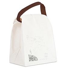 travel adventure4 Canvas Lunch Bag