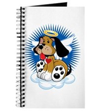 Angel-Watching-Over-Me-Dog-blk Journal