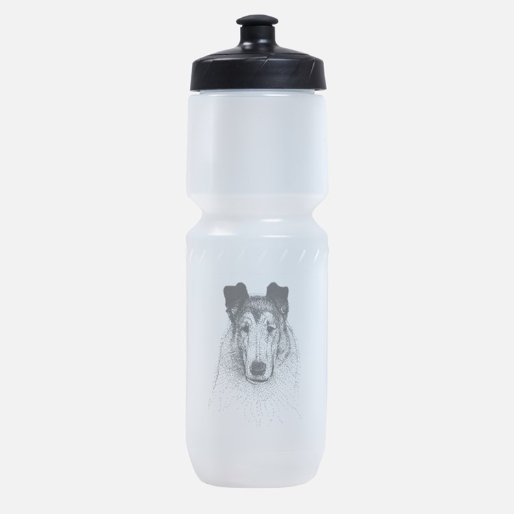 Smooth Collie Sports Bottle