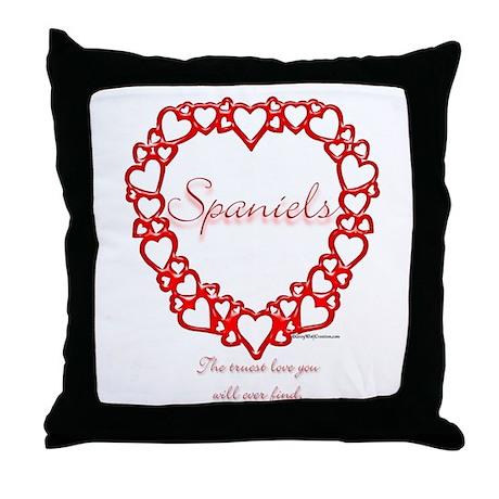 Sussex True Throw Pillow