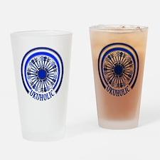 titusfactory_ukuholic02 Drinking Glass