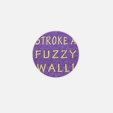 Fuzzy Wall PY Mini Button