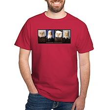 Fantastic Foursome Cardinal T-Shirt