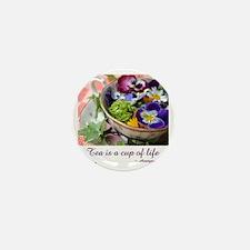 cafe_cupoflife Mini Button