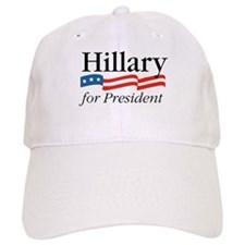 Hillary for President Baseball Cap