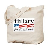 Hillary clinton Totes & Shopping Bags