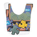 Jigsaw Puzzle Bib