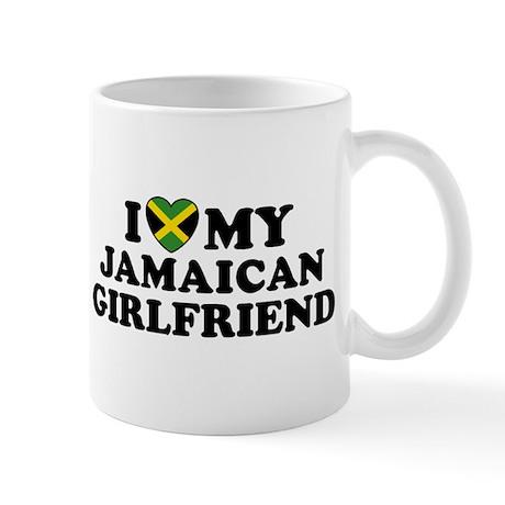 I Love My Jamaican Girlfriend Mug