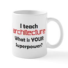 teach architecture Mug