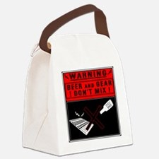 gearbeer Canvas Lunch Bag