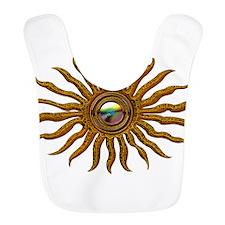 Sun Mandala Bib