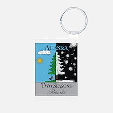 TwoSeasons2 Keychains