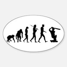 Evolution of Cricket Stickers