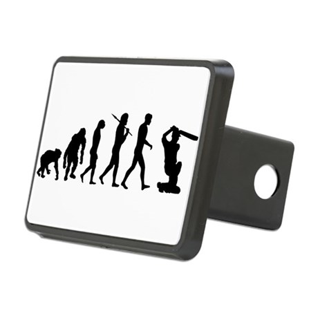 Evolution of Cricket Rectangular Hitch Cover
