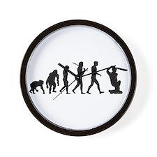 Evolution of Cricket Wall Clock