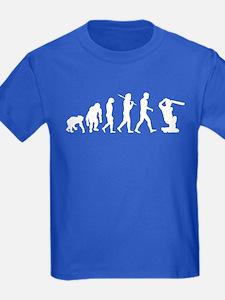 Evolution of Cricket T