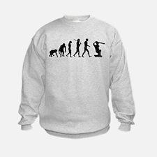 Evolution of Cricket Sweatshirt