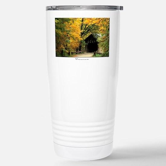 fallposter Stainless Steel Travel Mug