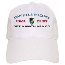 det-a-600th-asa-co Baseball Cap