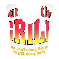 Lord of the Grill Bib