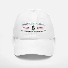 600th-asa-company Baseball Baseball Cap