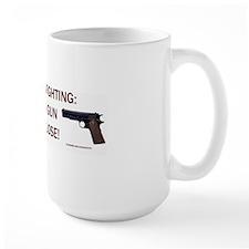 GUNFIGHTING101STICKER02 Mug