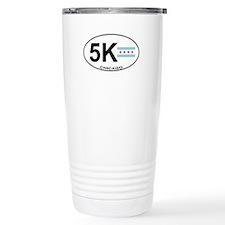 5K-oval Travel Mug