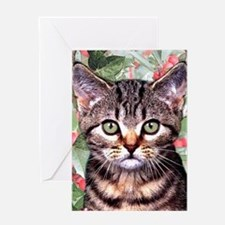 Holly - pc Greeting Card