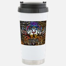 Cancer 17 x 11 Stainless Steel Travel Mug