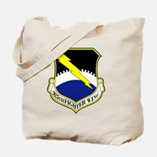 325_fighter_wing Tote Bag