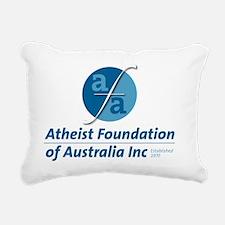 AFA Logo Rectangular Canvas Pillow