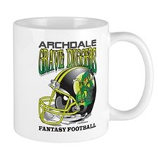 Archdale Grave Diggers Mug