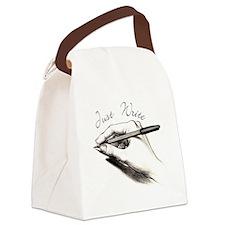 nano Canvas Lunch Bag