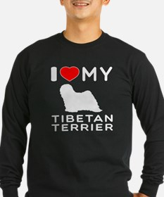 I love My Tibetan Terrier T