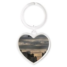 Cover Heart Keychain