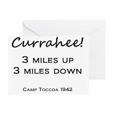 Currahee! Greeting Card