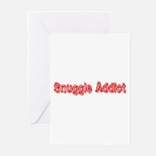 """Snuggle Addict"" Greeting Cards (Pk of 10)"