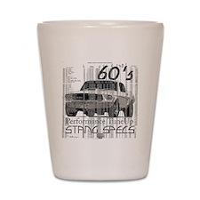 60SPECS Shot Glass