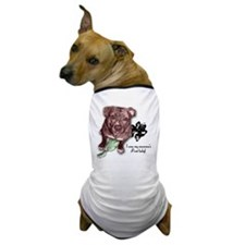 Monk3 Dog T-Shirt