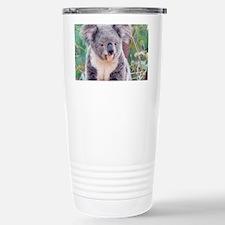 Koala Smile greeting Travel Mug