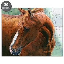 Ebb Tide round 11x11 Puzzle