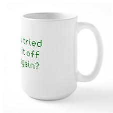 it-crowd-light-shirt Ceramic Mugs