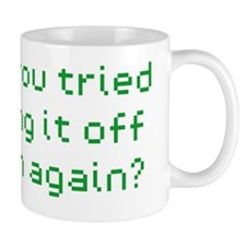 it-crowd-light-shirt Small Mugs