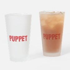 MASTERPUPPETDrk Drinking Glass