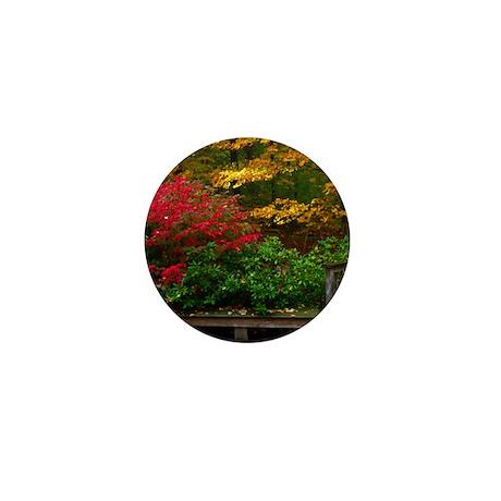 backyard color Mini Button