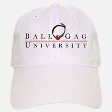 Ball Gag University-1 Baseball Baseball Cap