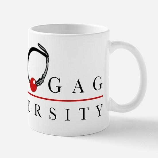 Ball Gag University-1 Mug