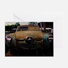 old_studebaker copy Greeting Card