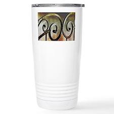 beautiful wrought iron Travel Mug
