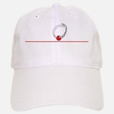 Ball Gag University-white Baseball Baseball Cap